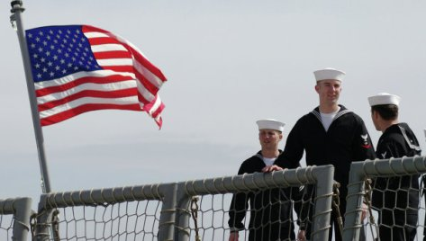 OPINION: US Warships in Black Sea Likely Delivering Arms to Ukraine