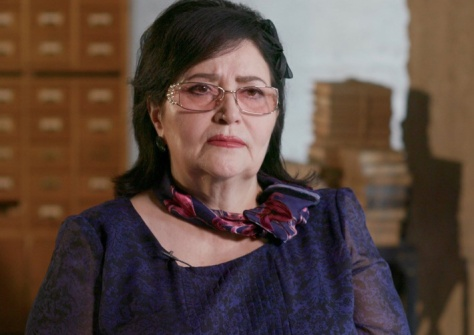 Farida Islamova, widow of murdered mayor
