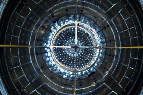 CLOUD,  the cutting-edge physics experiment that will shed light on climate-related matters, has finished its assembly phase and is starting taking data using a beam of protons from the Proton Synchrotron.